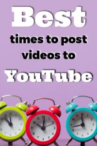 best time youtube posting